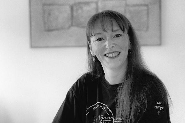 photo Stéphanie  Loïk directrice du Théâtre Populaire de Lorraine - CDR de Thionville, 1992-2004