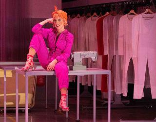 image diaporama The Pajama Game