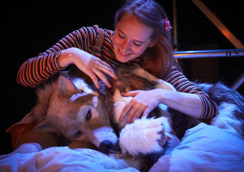 image vignette de l'événement Qui a peur du loup ?