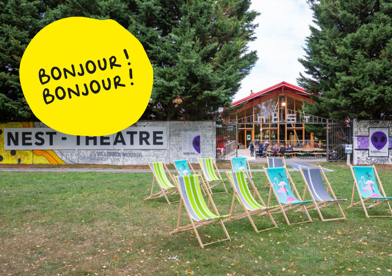 image vignette de l'événement Lectures champêtres & Lectures au jardin