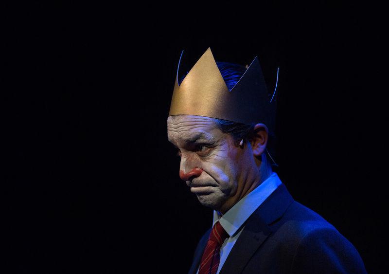 image vignette de l'événement La Vie et la mort de J. Chirac, roi des Français