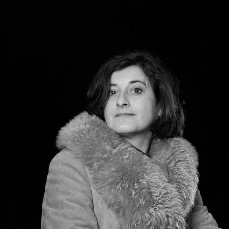 portrait Isabelle Ronayette