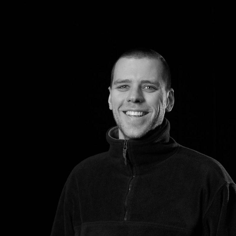 portrait Romain Szablewski régisseur lumière